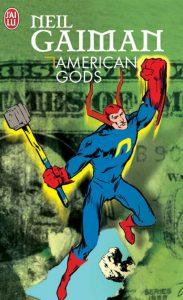 Neil Gaiman - American Gods