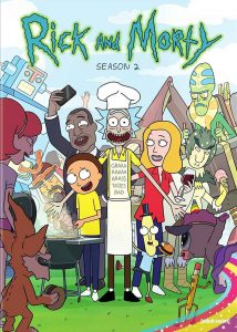 Rick & Morty Saison 2