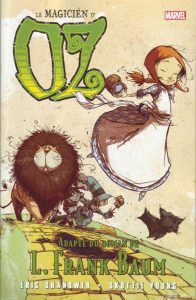Skottie Young Oz tome 1