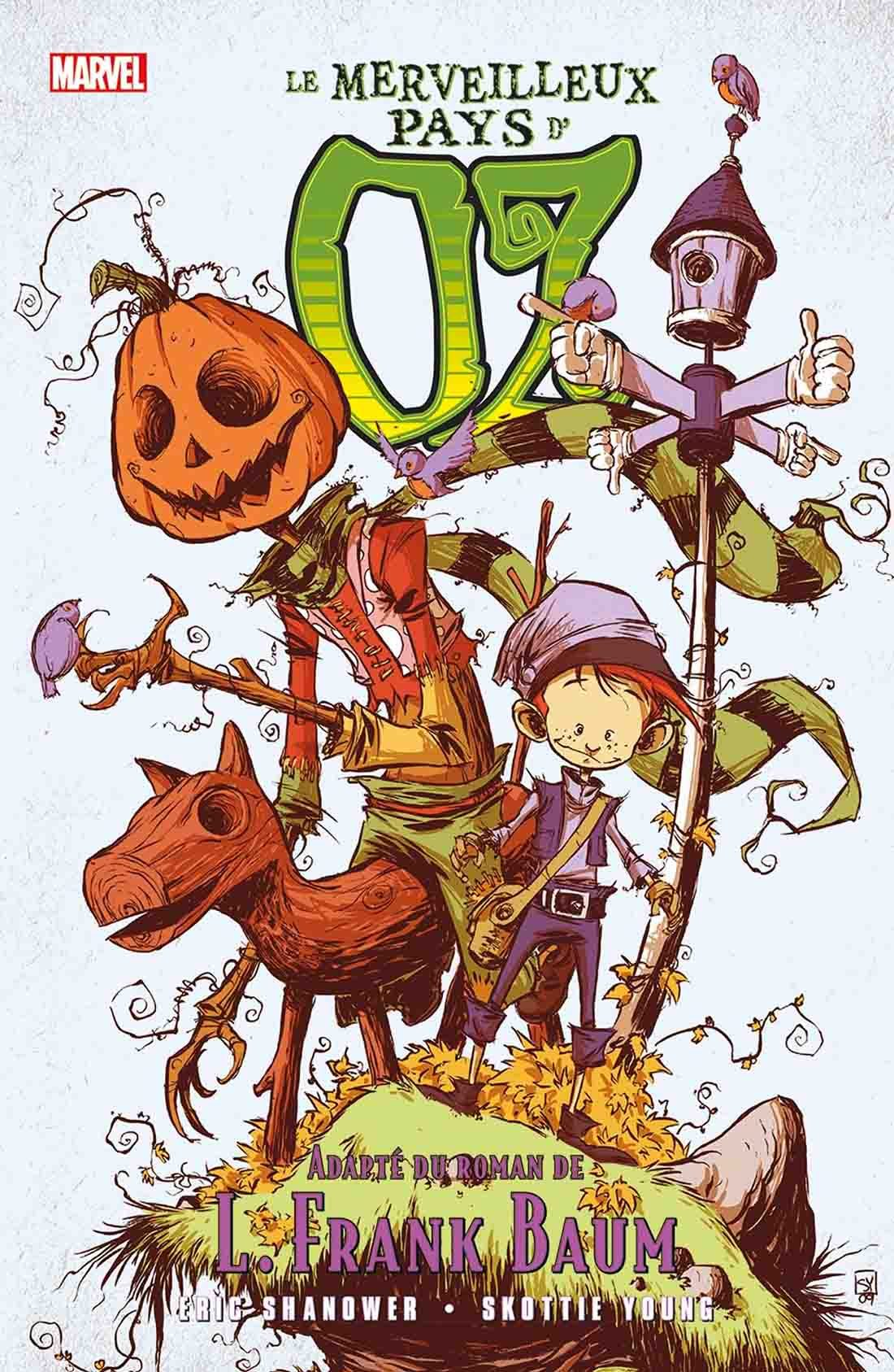Skottie Young Oz Tome 2