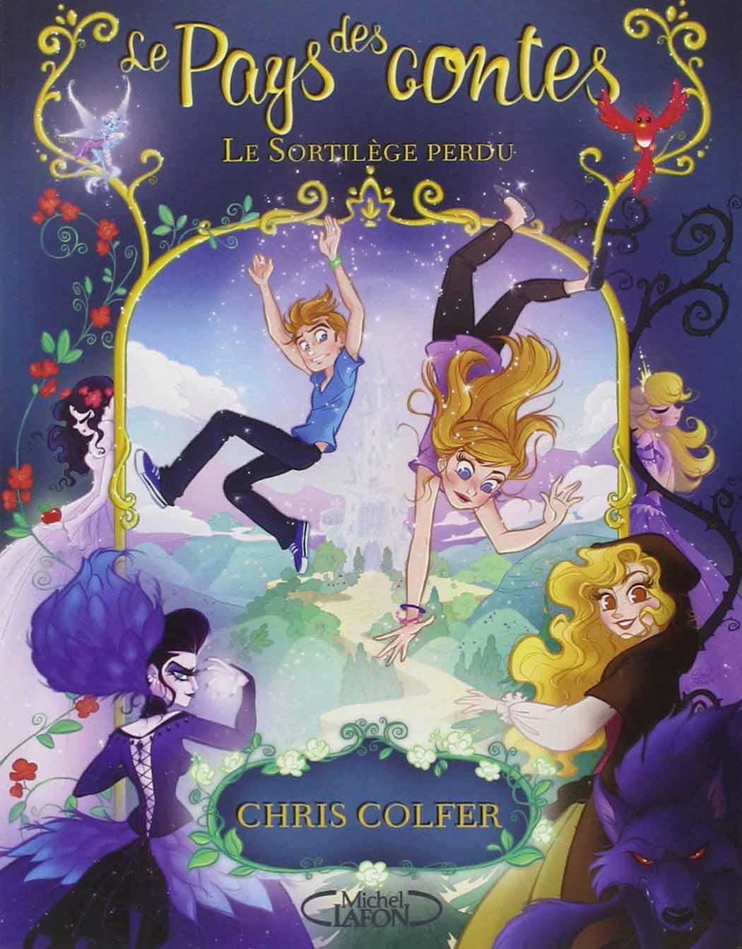 Chris Colfer Le Pays des Contes Tome 1