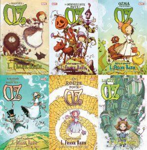 Oz: Tomes 1 à 6