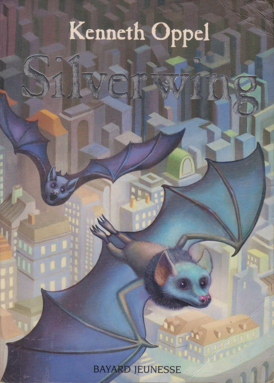 Couverture de Silverwing