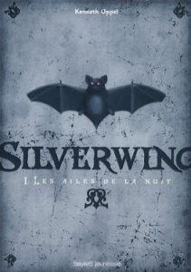 Couverture de l'édition 2009 de Silverwing
