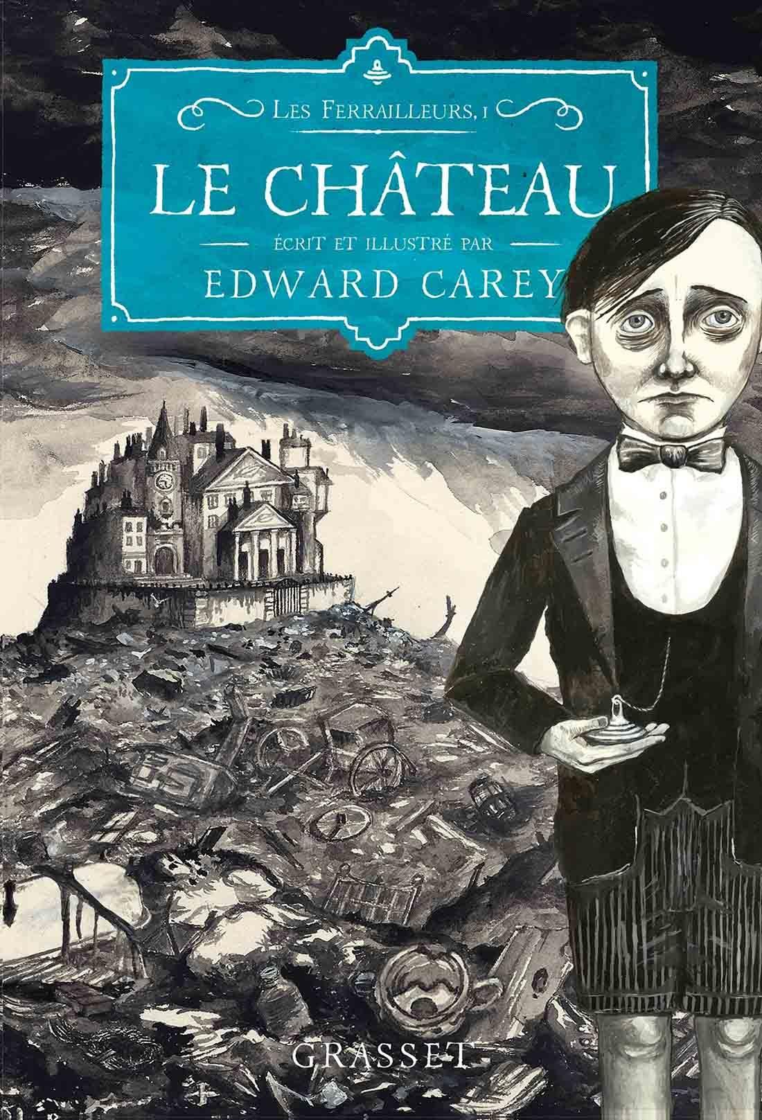 Edward Carey, Les Ferrailleurs, Tome 1