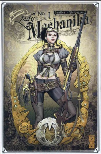Joe Benitez, Lady Mechanika