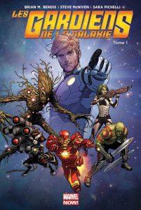 Brian Michael Bendis Les Gardiens de la Galaxie