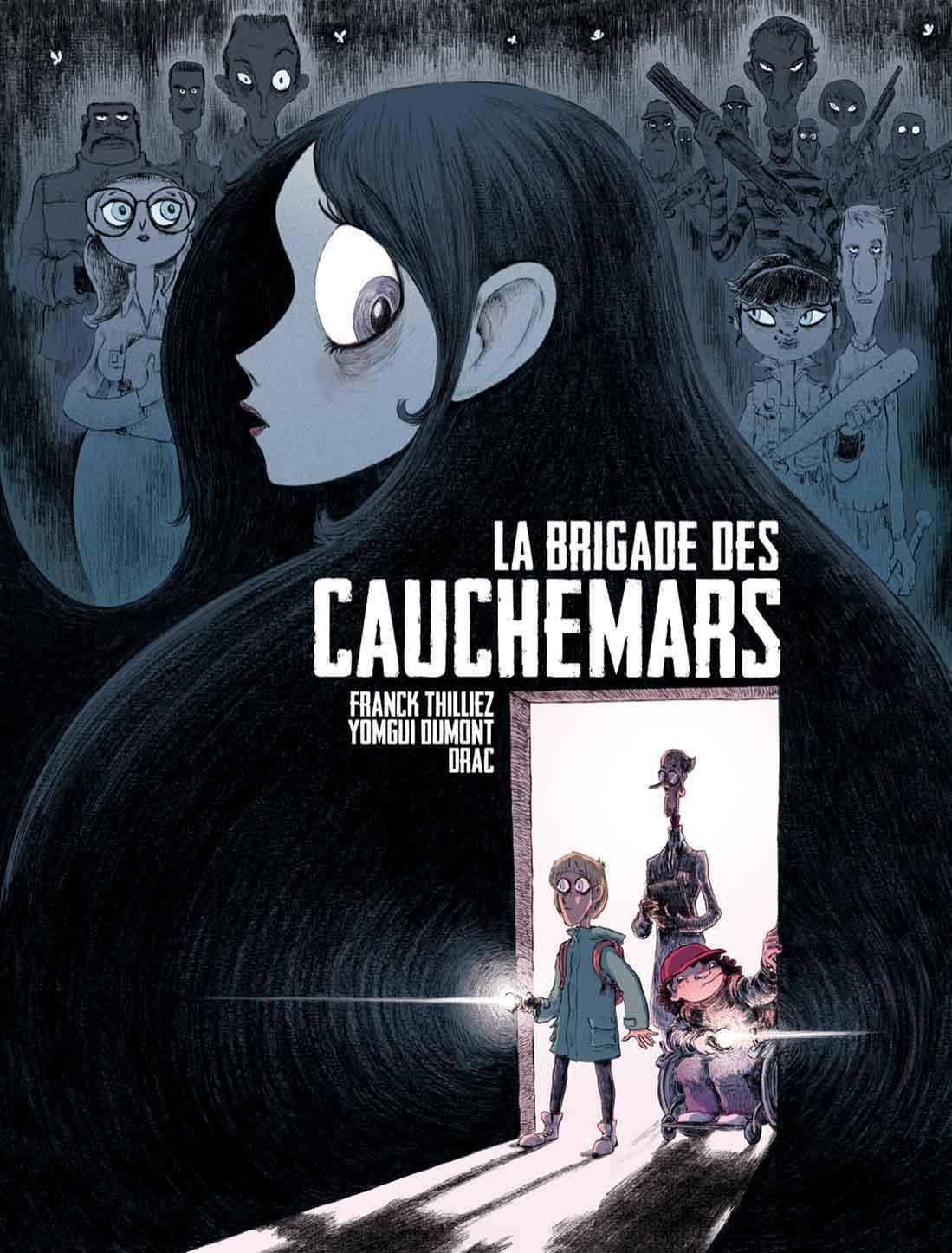 Franck Thilliez, La Brigade des Cauchemars