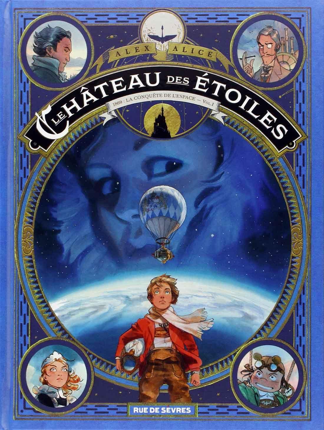 Alex Alice, Le Château des Étoiles