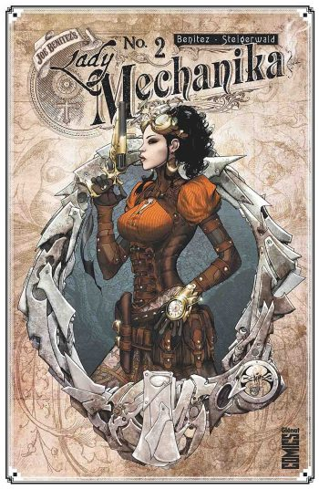 Joe Benitez, Lady Mechanika tome 2