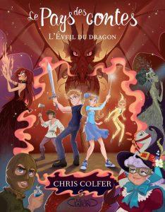 Chris Colfer, Le Pays des Contes tome 3