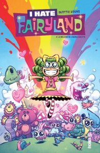 Couverture I Hate Fairyland Tome 3