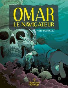 Couverture d'Omar Le Navigateur