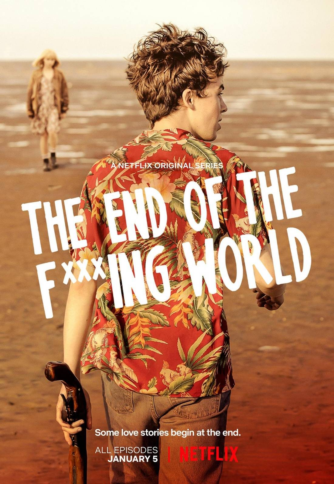 Poster The End Of The F***ing World
