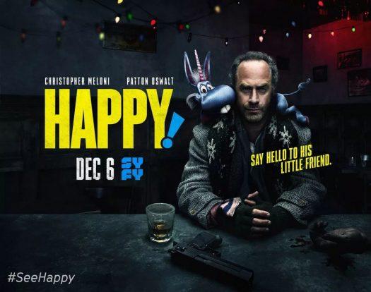 Happy! la série