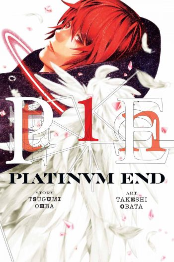 Takeshi Obata, Platinum End, Tome 1