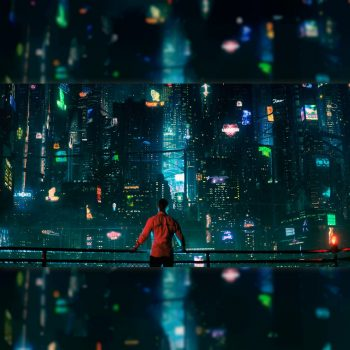 Paysage de Altered Carbon