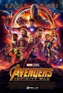 Affiche de Avengers Infinity War