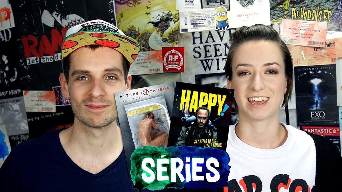 Vidéo Happy Altered Carbon