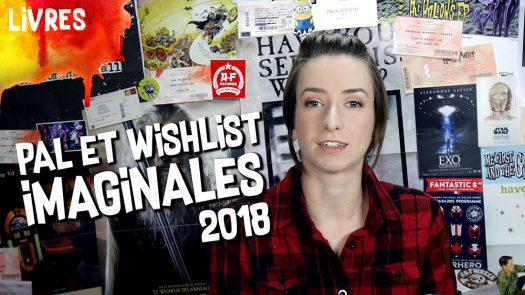 Vidéo Imaginales 2018