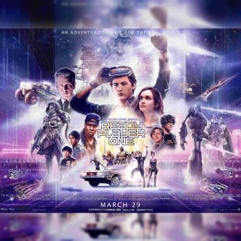Affiche de Ready Player One