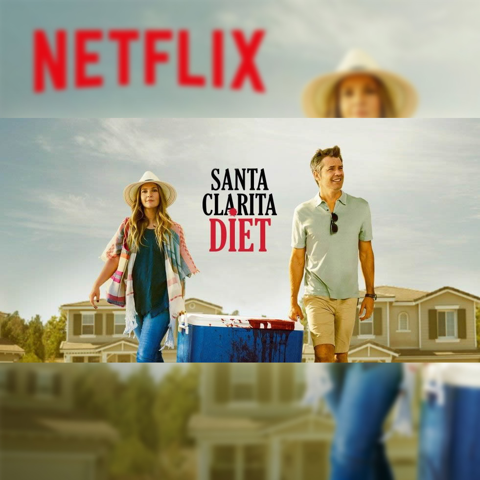 Affiche de Santa Clarita Diet