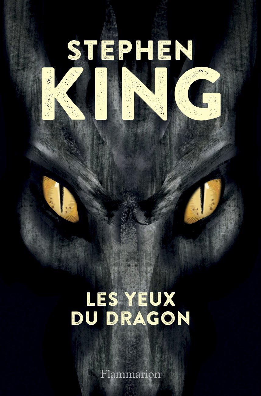 Stephen King, Les Yeux du Dragon