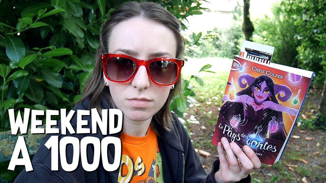 Vlog Weekend à 1000