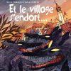 """Couverture de la BD """"Et le Village s'endort..."""""""