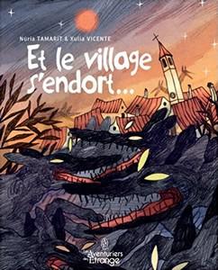 """La BD """"Et Le Village S'Endort..."""""""