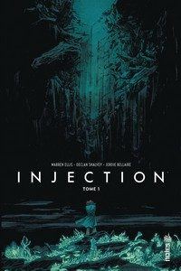 Couverture de Injection