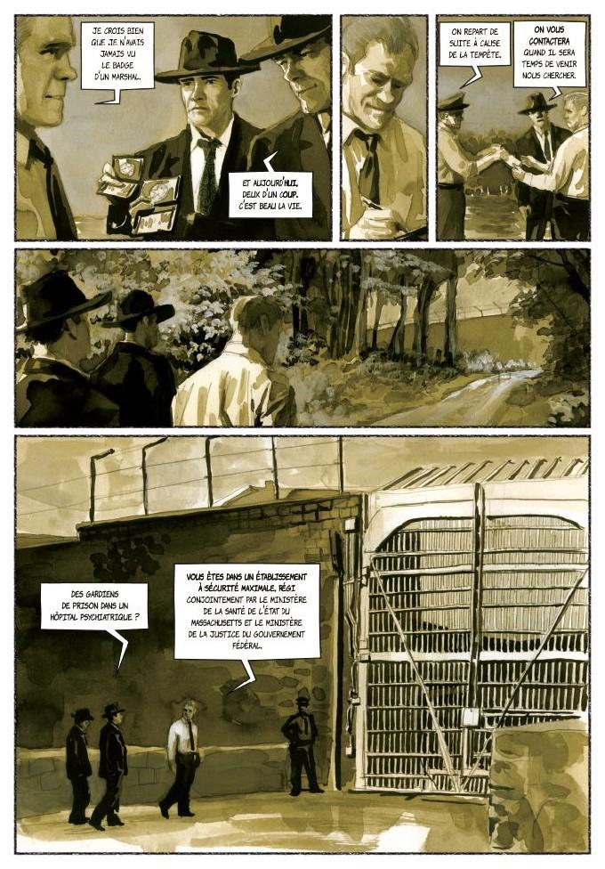 Page 14 de Shutter Island