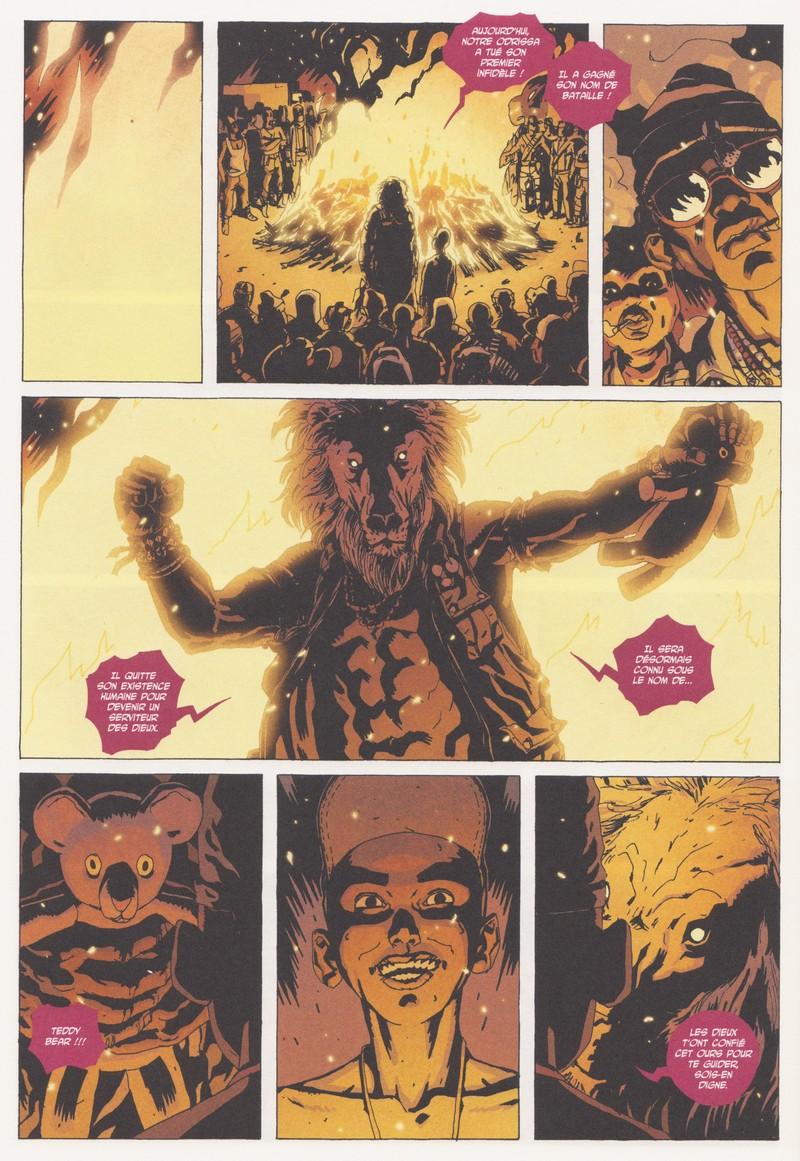 Page de Teddy Bear