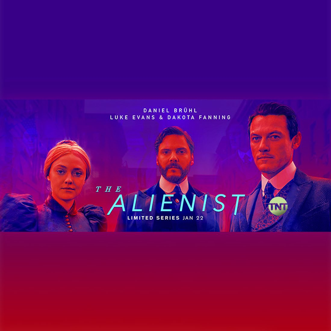 Image de couverture de The Alienist