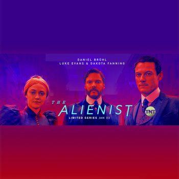 Image de couverture de The Alienist