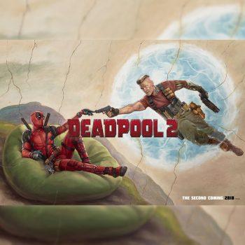 Image de couverture pour Deadpool 2