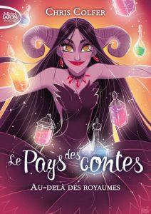 Chris Colfer, Le Pays des Contes, T4