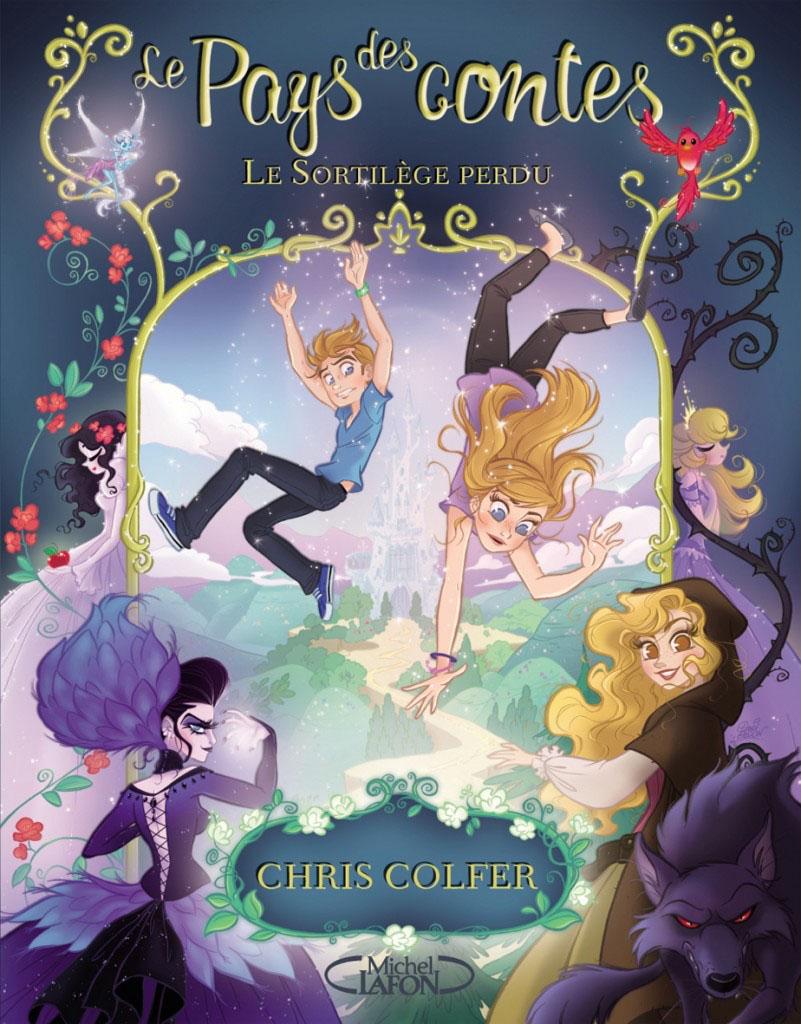 Chris Colfer, Le Pays des Contes, Tome 4