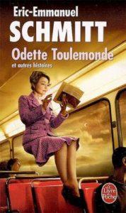 Eric Emmanuel schmitt Odette Toulemonde