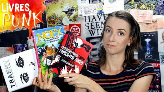 Vidéo lectures Punk