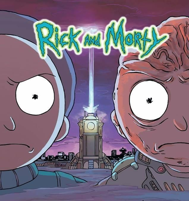 Couverture de Rick And Morty 2
