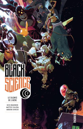 Couverture de Black Science 7