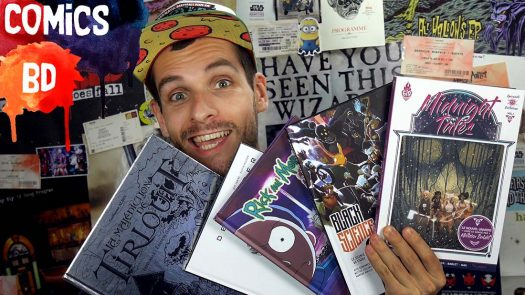 Vidéo Point BD Comics