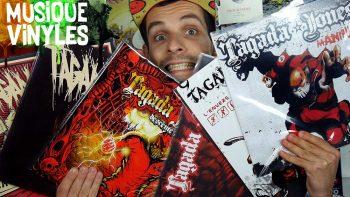 Vidéo Collection Vinyle Tagada Jones