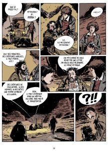 Page 16 de La Pyramide Oubliée