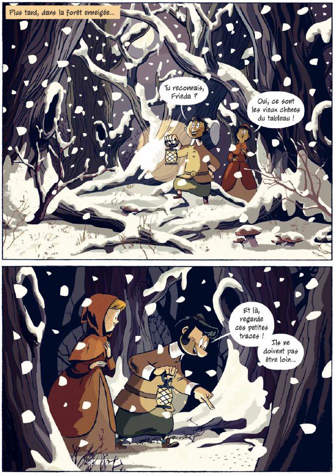 Les Lutins Et Le Cordonnier page 28
