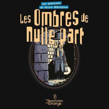 Les Ombres De Nulle Part - Image de couverture