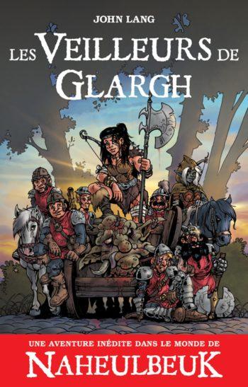 Couverture Les Veilleurs De Glargh