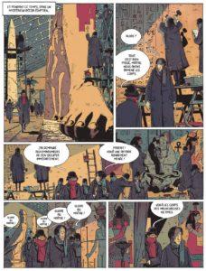 La Nuit de l'Horus Rouge page 16